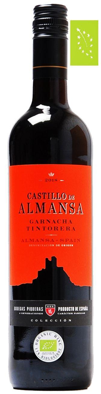 Castillo De Almansa Tinto Organic 8211 Rood