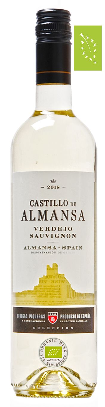 Castillo De Almansa Verdejo Organic 8211 Wit